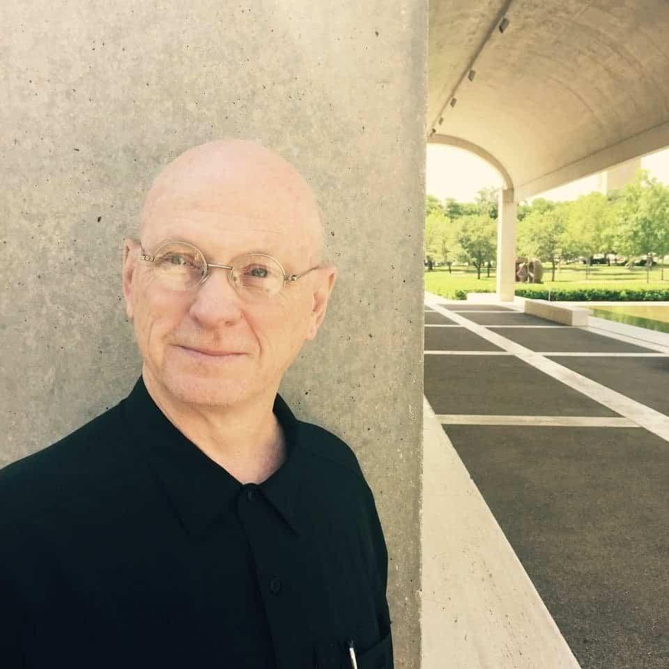 Jeffrey Scherer Bio Pic
