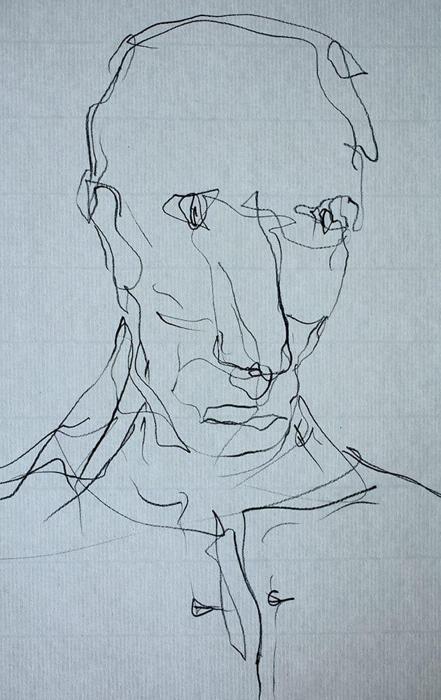 Self Portrait 12